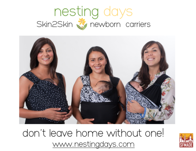 Nesting Days Newborn Carriers